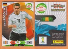 Germany Lukas Podolski Arsenal 2014